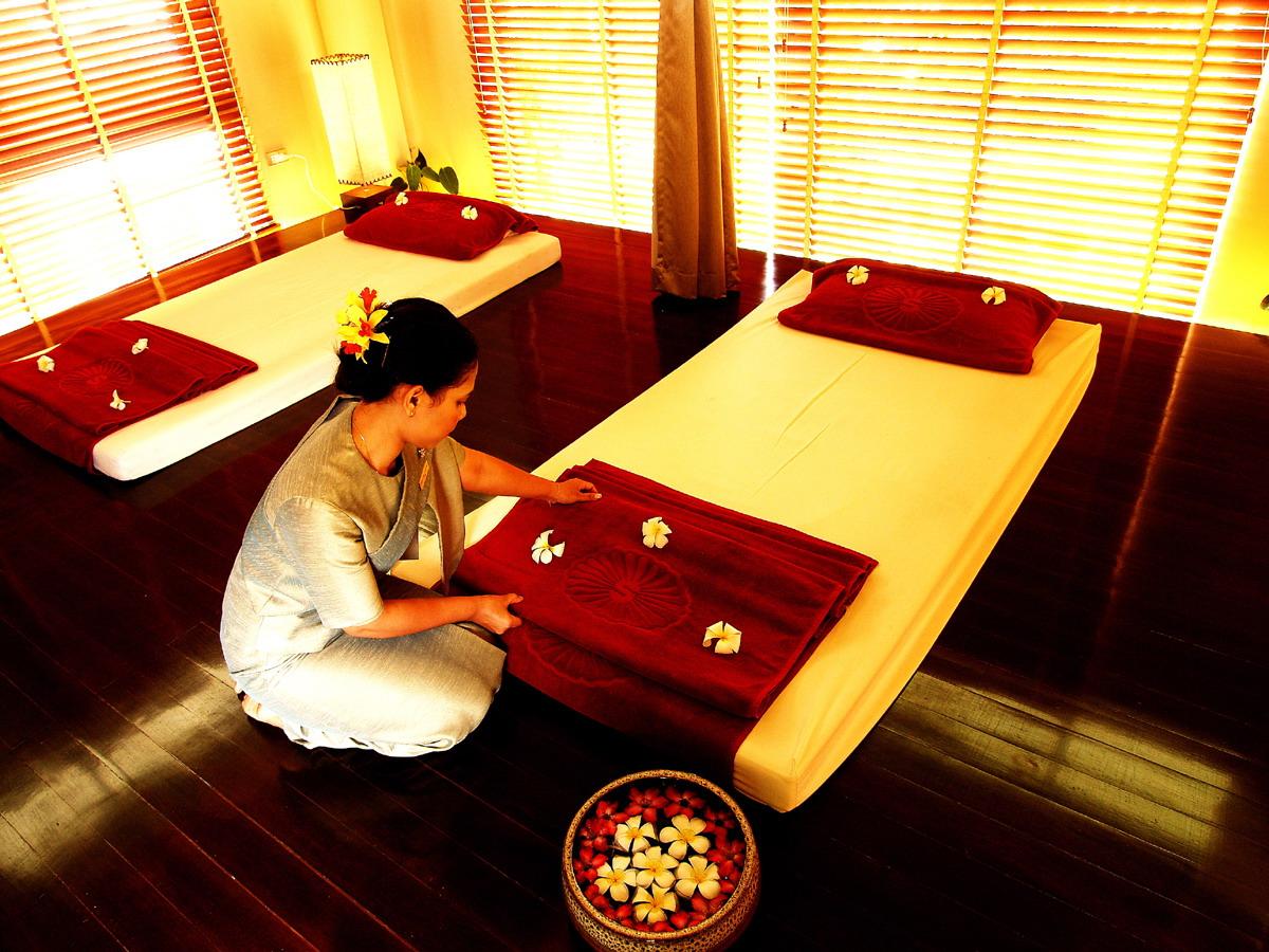 Тайланд интимный массаж